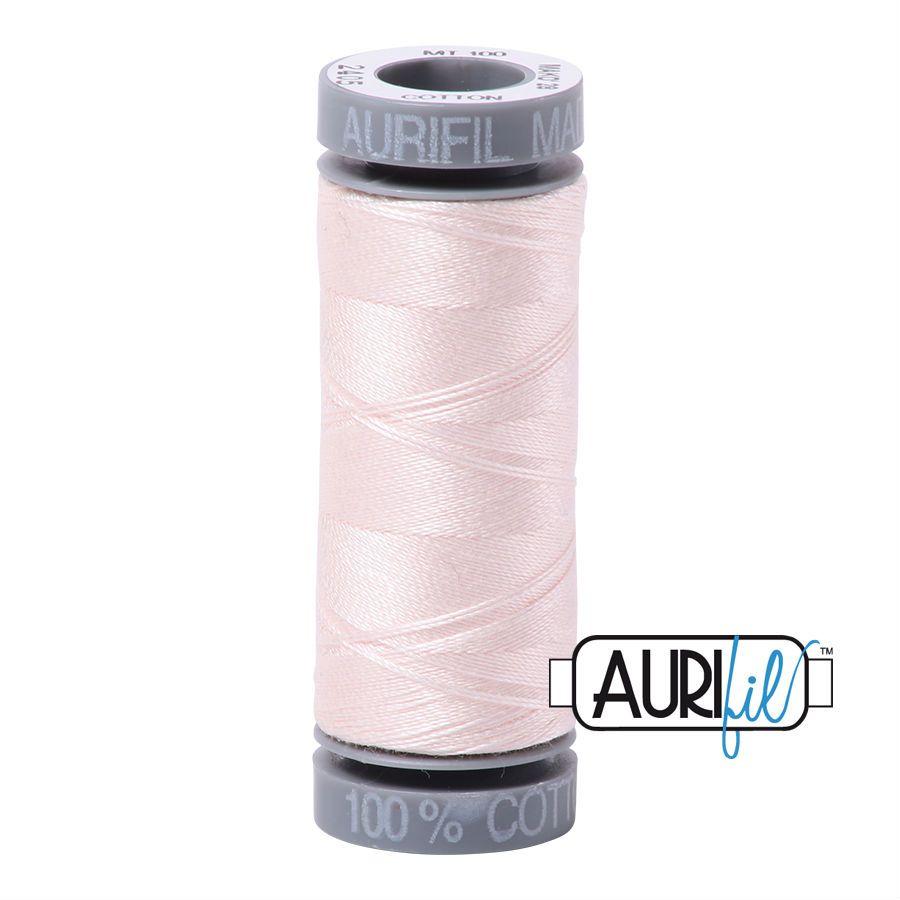 Aurifil Cotton 28wt, 2405 Oyster