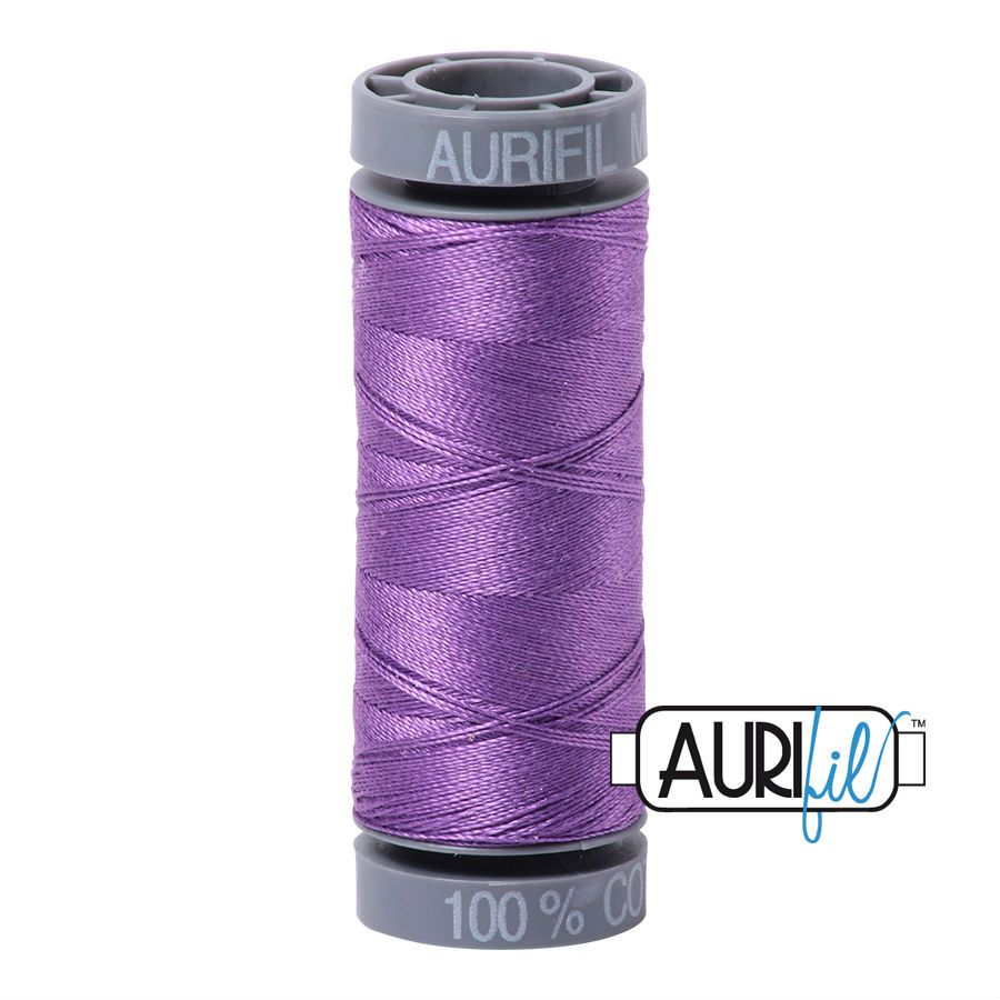 Aurifil Cotton 28wt, 2540 Medium Lavender