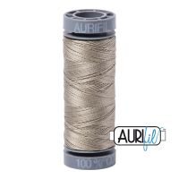 Aurifil Cotton 28wt, 2900 Light Khaki Green