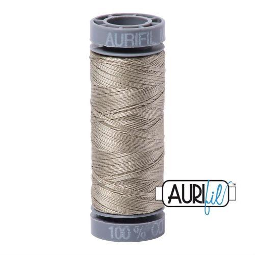 Aurifil Cotton 28wt, 2900 Light Khaki Green
