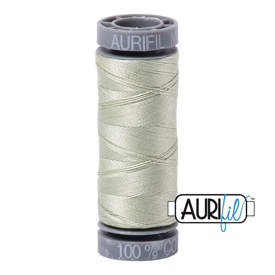 Aurifil Cotton 28wt, 2908 Spearmint