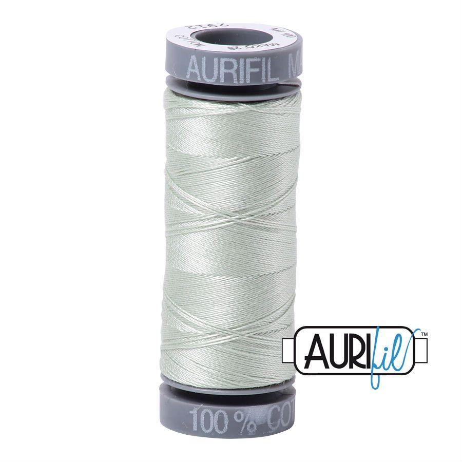 Aurifil Cotton 28wt, 2912 Platinum