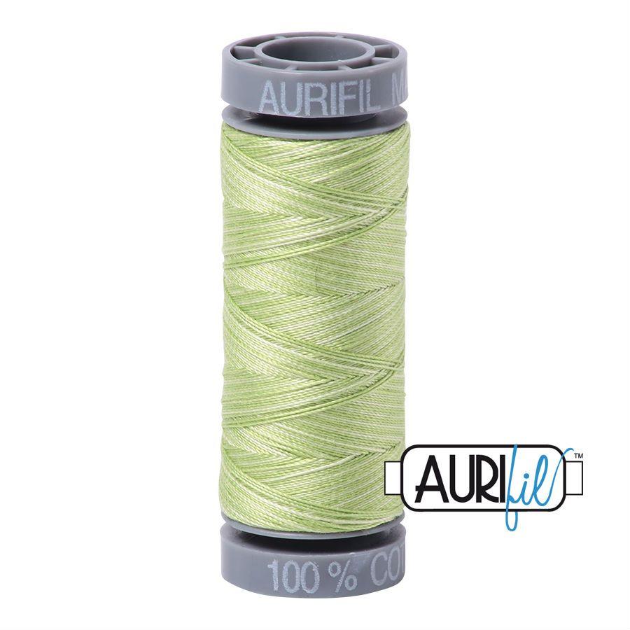 Aurifil Cotton 28wt, 3320 Light Spring Green
