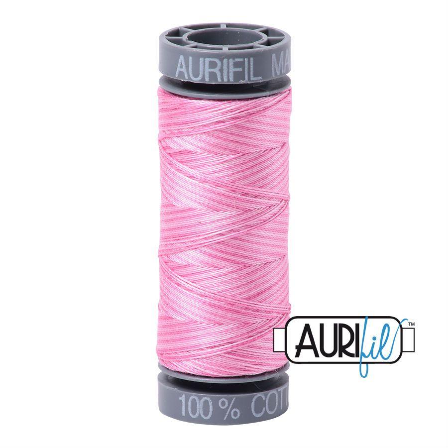 Aurifil Cotton 28wt, 3660 Bubblegum