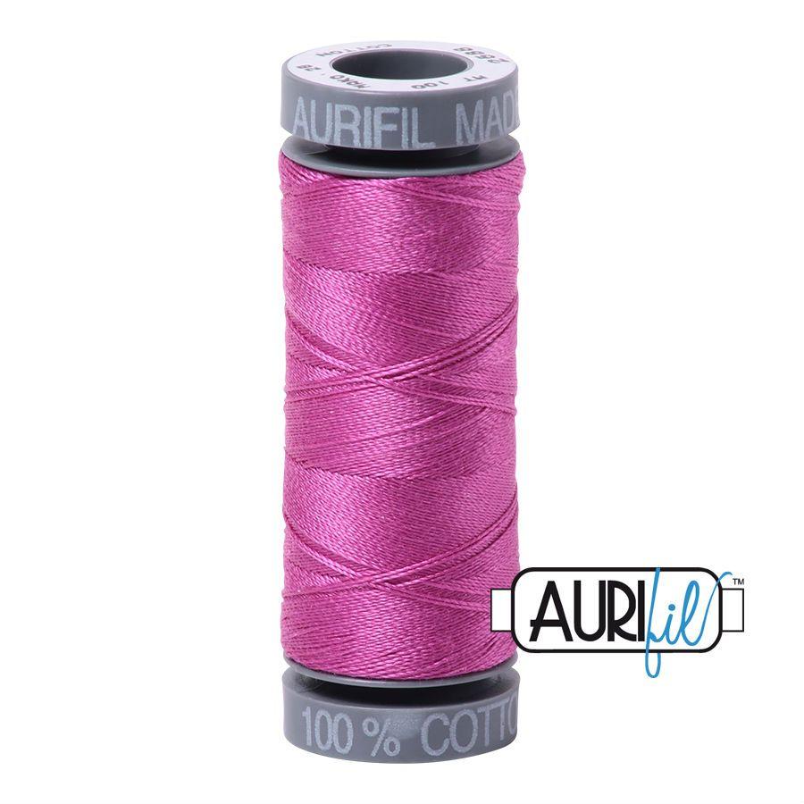 Aurifil Cotton 28wt, 2588 Light Magenta