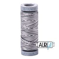 Aurifil Cotton 28wt, 4652 Licorice Twist