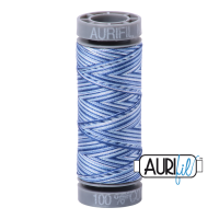 Aurifil Cotton 28wt, 4655 Storm at Sea