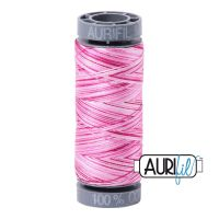 Aurifil Cotton 28wt, 4660 Pink Taffy