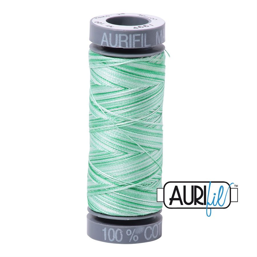 Aurifil Cotton 28wt, 4661 Mint Julep
