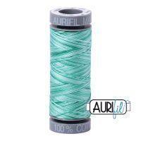 Aurifil Cotton 28wt, 4662 Creme de Menthe