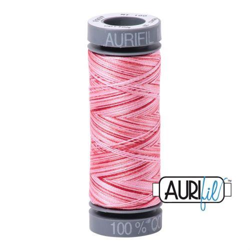 Aurifil Cotton 28wt, 4668 Strawberry Parfait