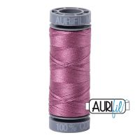 Aurifil Cotton 28wt, 5003 Wine