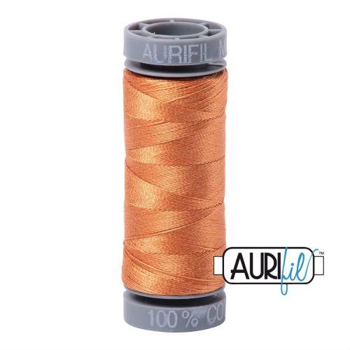 Aurifil Cotton 28wt, 5009 Medium Orange