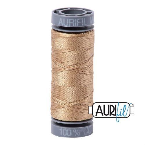 Aurifil Cotton 28wt, 5010 Blond Beige