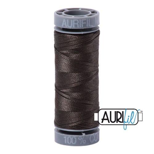 Aurifil Cotton 28wt, 5013 Asphalt