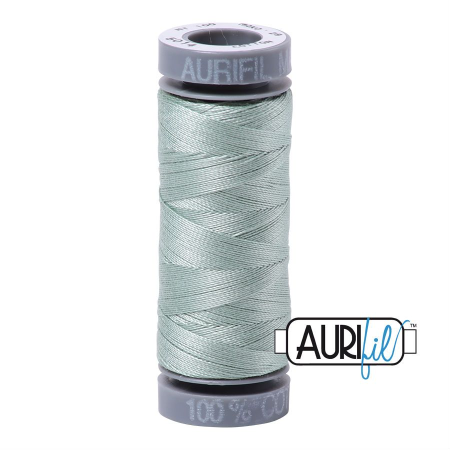 Aurifil Cotton 28wt, 5014 Marine Water