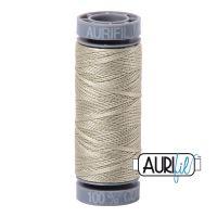 Aurifil Cotton 28wt, 5020 Light Military Green