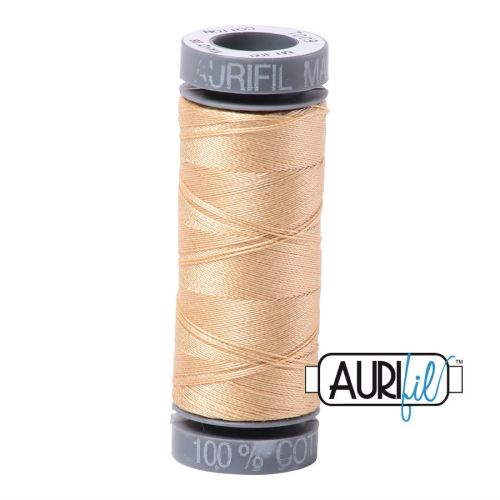 Aurifil Cotton 28wt, 6001 Caramel