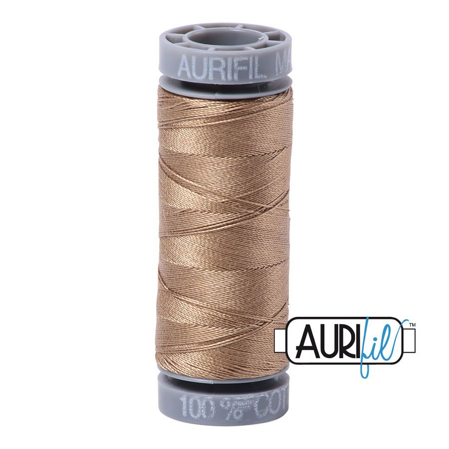 Aurifil Cotton 28wt, 6010 Toast