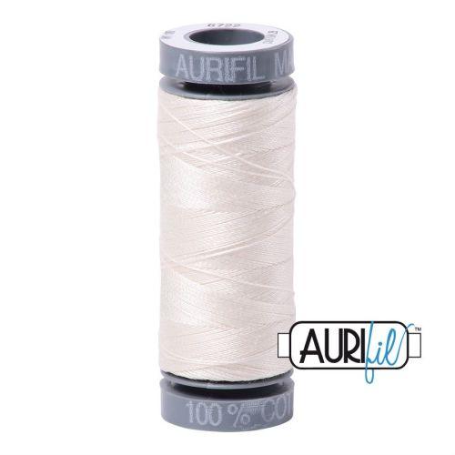 Aurifil Cotton 28wt, 6722 Sea Biscuit
