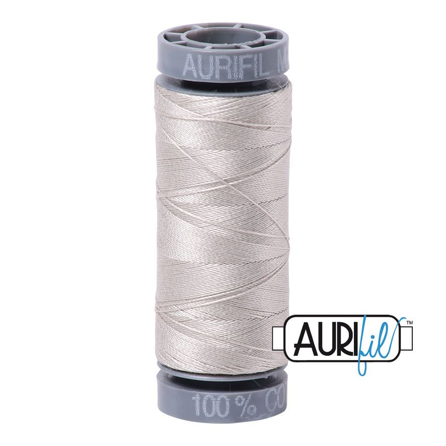 Aurifil Cotton 28wt, 6724 Moonshine