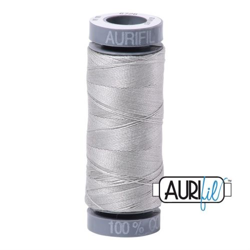 Aurifil Cotton 28wt, 6726 Airstream