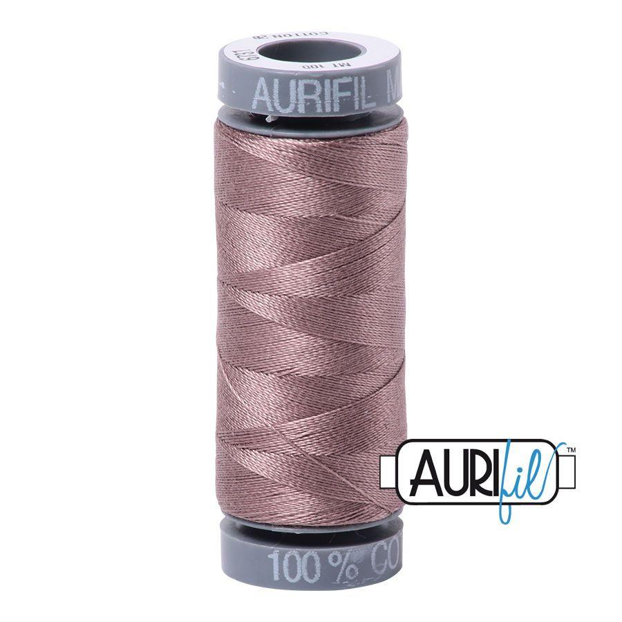 Aurifil Cotton 28wt, 6731 Tiramisu