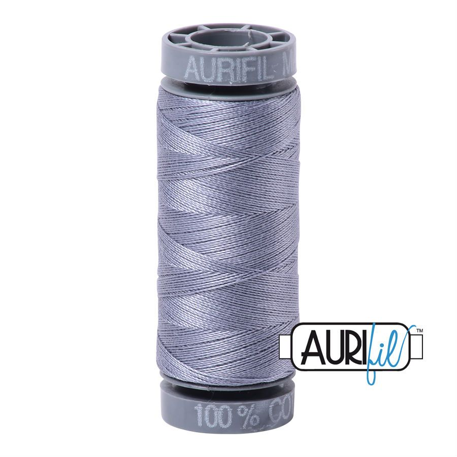 Aurifil Cotton 28wt, 6734 Swallow