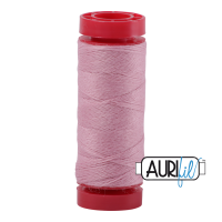 Aurifil Wool 12wt, Col. 8426 Country Rose