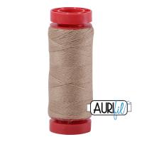 Aurifil Wool 12wt, Col. 8341 Dark Sand