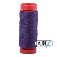 Aurifil Wool 12wt, Col. 8550 Aubergine