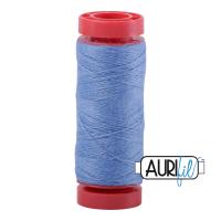Aurifil Wool 12wt, Col. 8720 Bluebonnet
