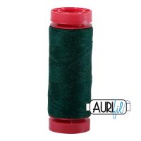 Aurifil Wool 12wt, Col. 8891 Forest Green
