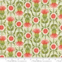 Moda - Dear Mum - Busy Flowers - No. 48621 11 (White)