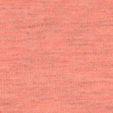 Hantex Cotton Jersey - Heathered Jersey - 60803 Salmon / Grey