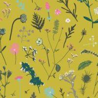 Cotton Jersey Knit - Plantae Sunrise - No. 76509 - Art gallery Fabrics