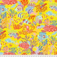 Kaffe Fassett Collective - Scuba - Yellow - PWBM064.YELLOW