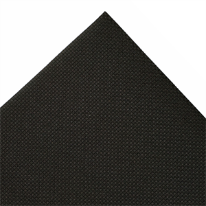 Stitch Garden - Aida Cross-Stitch Material - 14 Count - Black