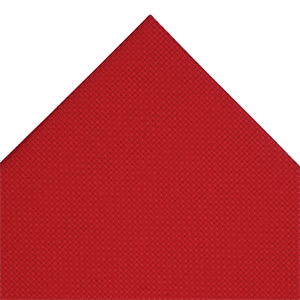 Stitch Garden - Aida Cross-Stitch Material - 14 Count - Red