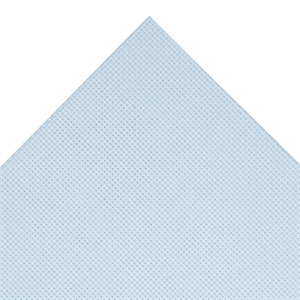 Stitch Garden - Aida Cross-Stitch Material - 14 Count - Pale Blue