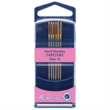 Hemline Premium - Tapestry/Cross Stitch Needles - Size 18