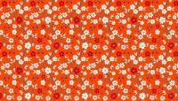 Makower - Kimono - No. 2043/R Blossom Tree