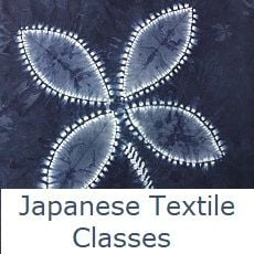 Japanese textiles classes