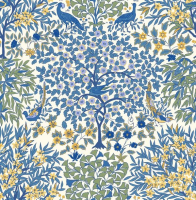 Liberty London Fabrics - Orchard Garden - Pheasant Forest X
