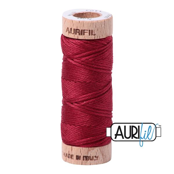 Aurifil Cotton Embroidery Floss, 1103 Burgundy