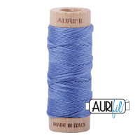 Aurifil Cotton Embroidery Floss, 1128 Light Blue Violet