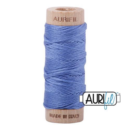 Aurifil Cotton Embroidery Floss, 1128 Light Blue Violet