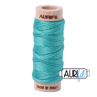 Aurifil Cotton Embroidery Floss, 1148 Light Jade