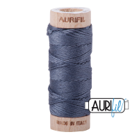 Aurifil Cotton Embroidery Floss, 1158 Medium Grey