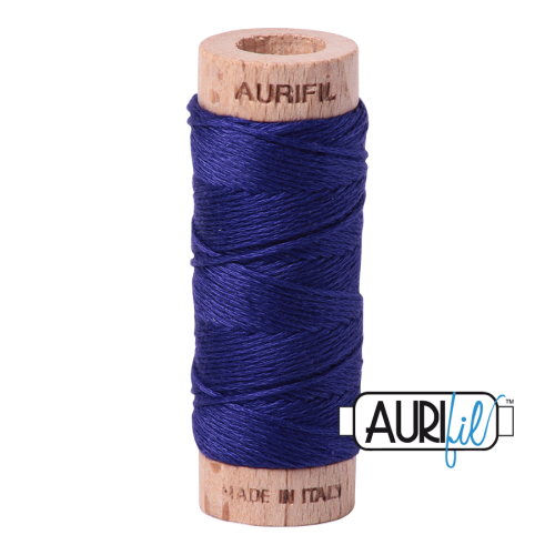 Aurifil Cotton Embroidery Floss, 1200 Blue Violet